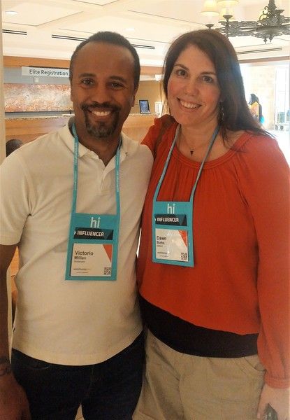 Dawn Hrdicka-Burke_Victorio at WorkHuman (05-30-17)