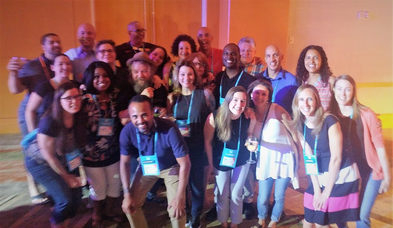 Group Shot at WorkHuman (05-31-17)