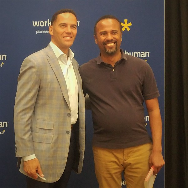 Steve Pemberton_Victorio at WorkHuman (05-31-17)