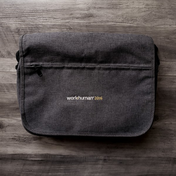 WorkHuman 2016 Messenger Bag (03-17-19)
