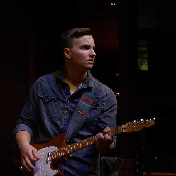 Guitar Player at Ole Red Bar_WorkHuman 2019 (03-20-19)