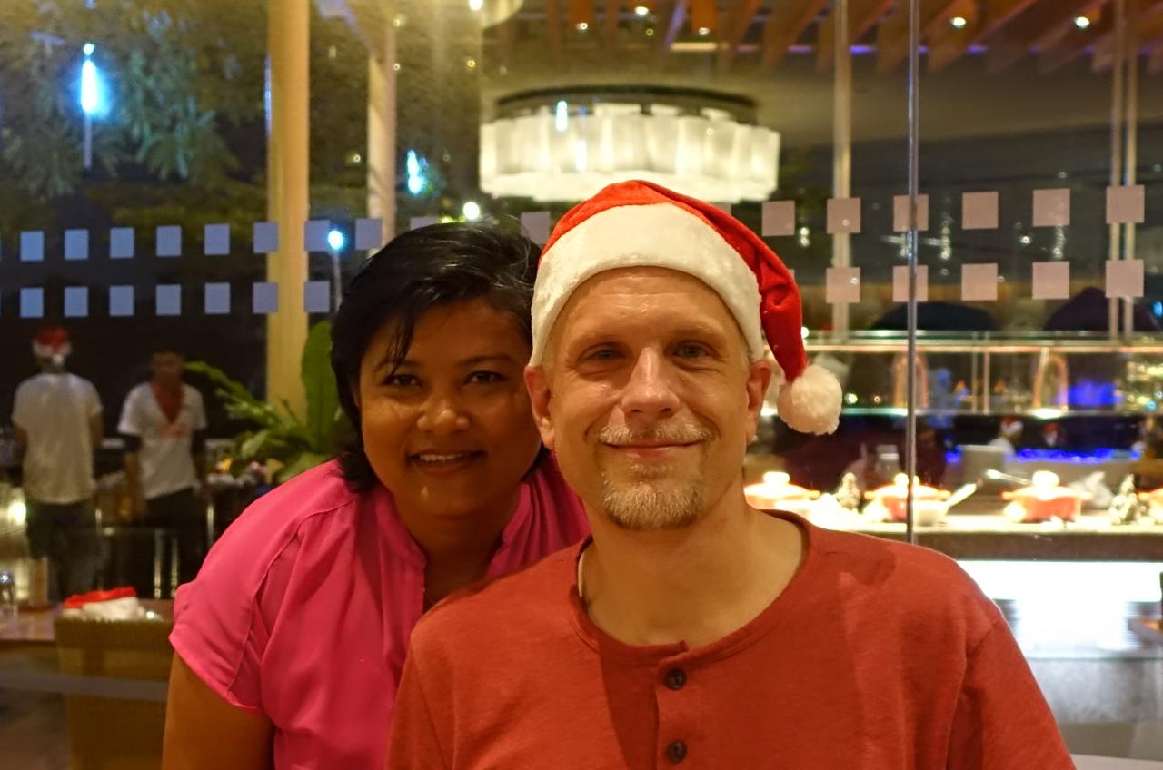 Merry Christmas from Bangkok!