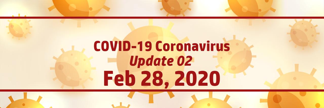 COVID-19 Coronavirus | Thailand | Update 02