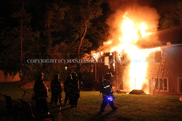 94 Bridge Road House Fire