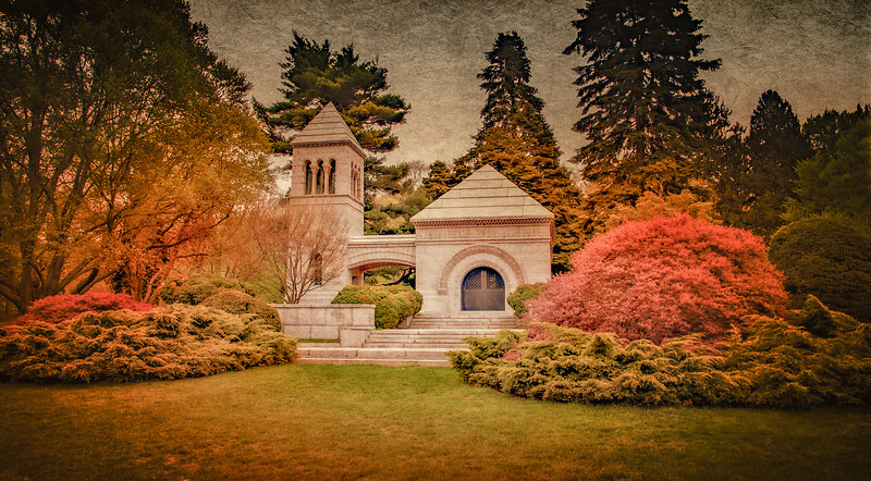 Pratt Family Mausoleum, Glen Cove, Suffolk County, Long Island, New York