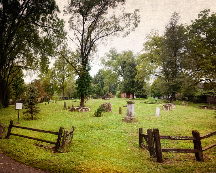 19th Century Graveyards: Pioneer Cemetery/Old Jail Cemetery, Bardstown, Nelson County, Kentucky