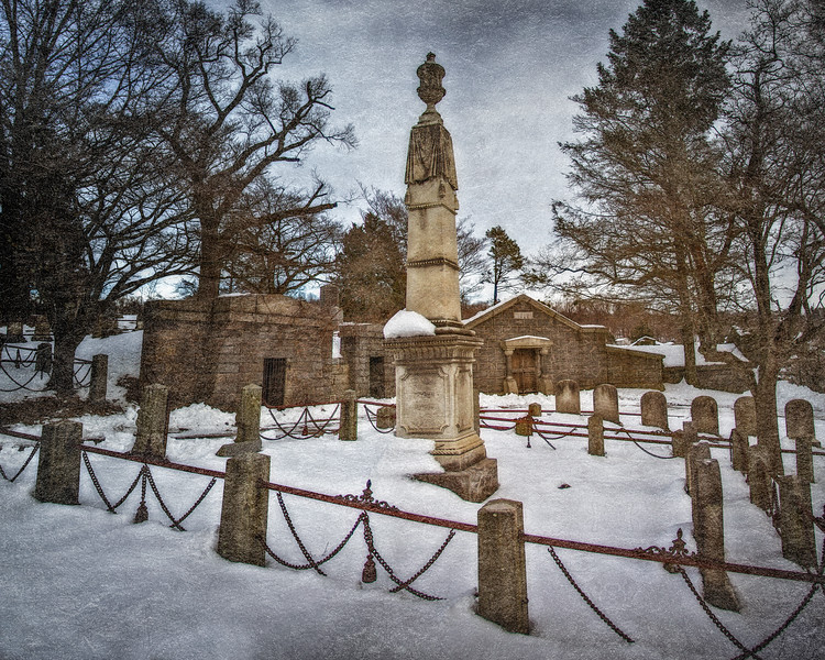 Old Dutch Church of Sleepy Hollow Churchyard and Sleepy Hollow Cemetery, Westchester County, New York