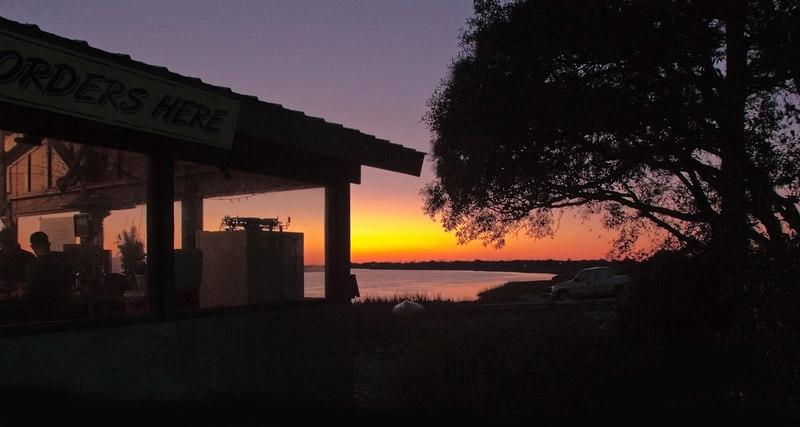Bowen Island Sunset<br /> sunday