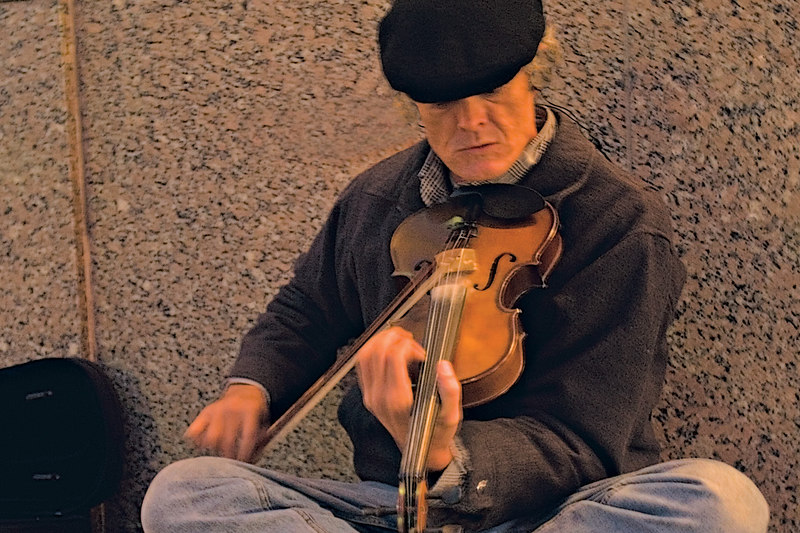 Fiddler Man<br /> 12/4/2006