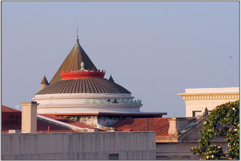 Roof Tops<br /> Charleston, SC<br /> 6/10/2006