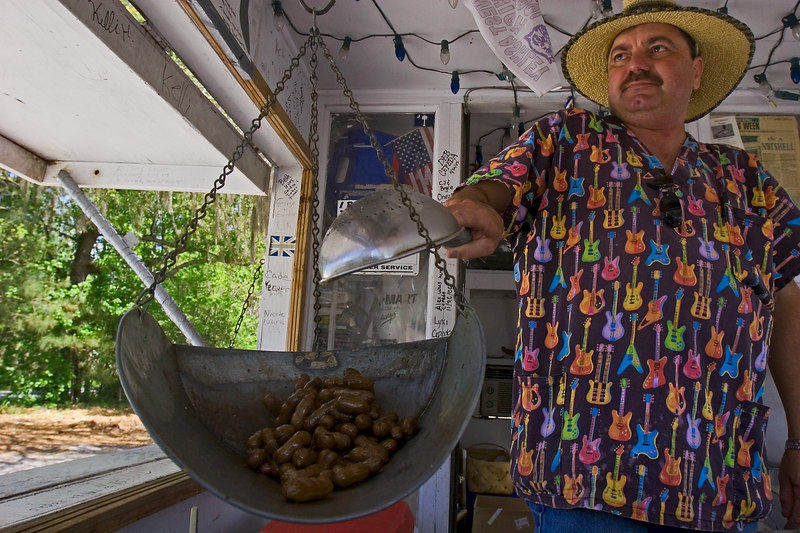 Boiled Peanuts are a Southern thing!