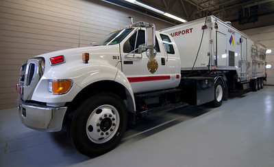 CVG #1 Decon-100 Ford F-650 Team Decon Trailer aaa