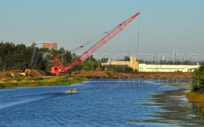 Dredging The MacIntyre-Neebing Floodway