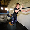 "Matthew Sissom launches off a platform in a wall reaching exercise during an intermediate level Parkour class at APEX Movement in Boulder on Monday June 13, 2011.<br /> Photo by Paul Aiken / The Camera<br /> For more photos and a video of the workout go to  <a href=""http://www.dailycamera.com"">http://www.dailycamera.com</a>"