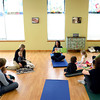TODDLER_632.jpg The Chillaxed Mommy and Toddler class Wednesday Jan. 30, 2013 at the The Family Garden Parenting and Resource Center, 600 Airport Rd., Longmont. (Lewis Geyer/Times-Call)