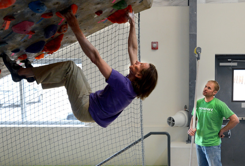 Climbing and Fitness Class