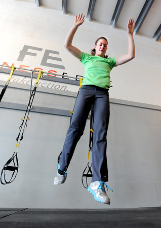 GetFit at the Fitness Edge