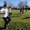 "Caitlin Marahan, left, joins others in a boot camp ski conditioning class run by Annette Bray at Scott Carpenter Park in Boulder.<br /> For a video and more photos of the workout, go to  <a href=""http://www.dailycamera.com"">http://www.dailycamera.com</a>.<br /> Cliff Grassmick  / November 7, 2012"