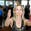 "Joan Taylor works out with the class on Thursday, Jan. 19, during a Sole Control workout at the Lakeshore Athletic Club in Broomfield. For more photos and video of the workout go to  <a href=""http://www.dailycamera.com"">http://www.dailycamera.com</a><br />  Jeremy Papasso/ Camera"