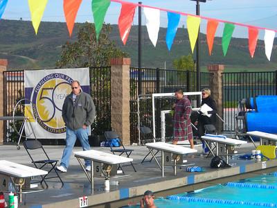 Morning at CAL Lutheran Pool!