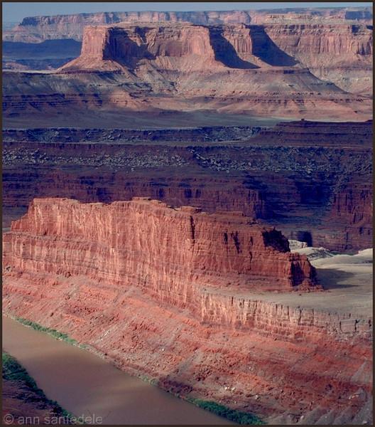 Dead Horse Point , Canyonlands, Utah