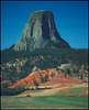ooops!  Got the thumbnail here in error... will replace when I find the original :)  This is Devil's Tower,  Wyoming<br /> maybe the aliens took my good file. (Unless you saw Close Encounters of the Third Kind you won't know what I mean.)