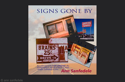 Selections from<br>  SIGNS GONE BY