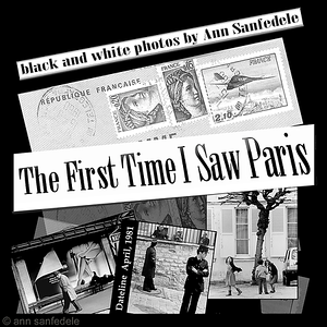 The First TIme I saw Paris - Cover