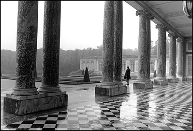 At the Grand Trianon