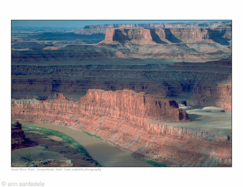 Dead Horse Point Overlook -  Canyonlands