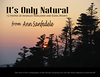 """Cover for  """"It's Only Natural"""" Wall calendar"""