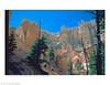 Peek-a-boo Trail - Bryce Canyon , September 1985
