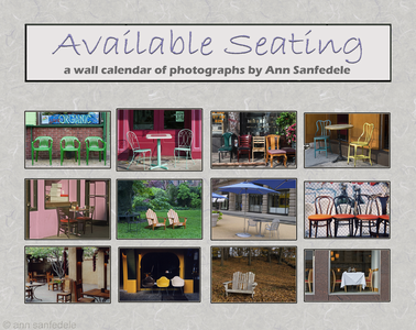 Available Seating <br> NEW CALENDAR <br>for 2010