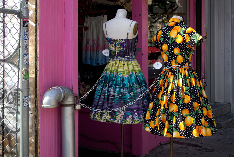 East Village fashion