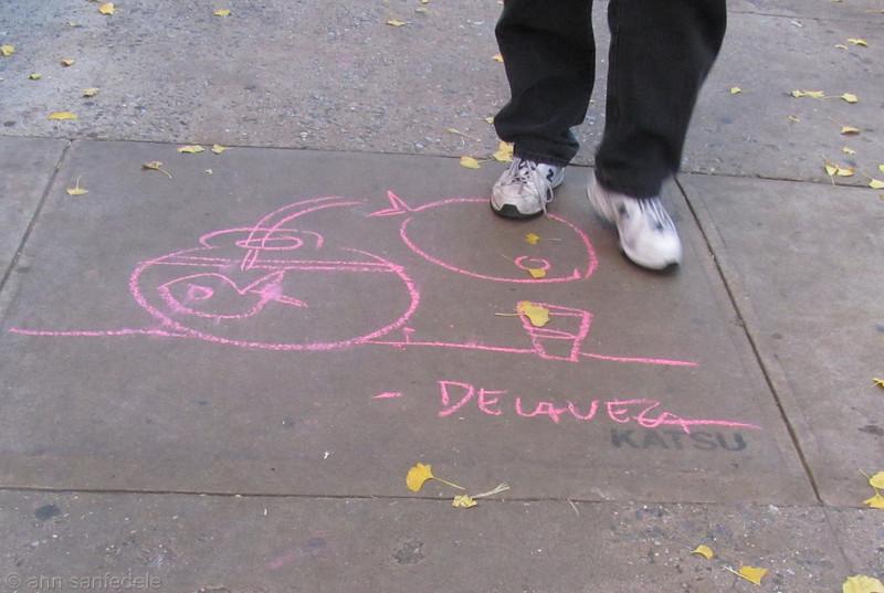 De La Vega street art - 2011