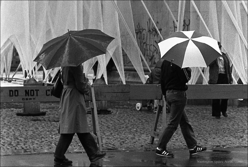 Washington Square North 1980