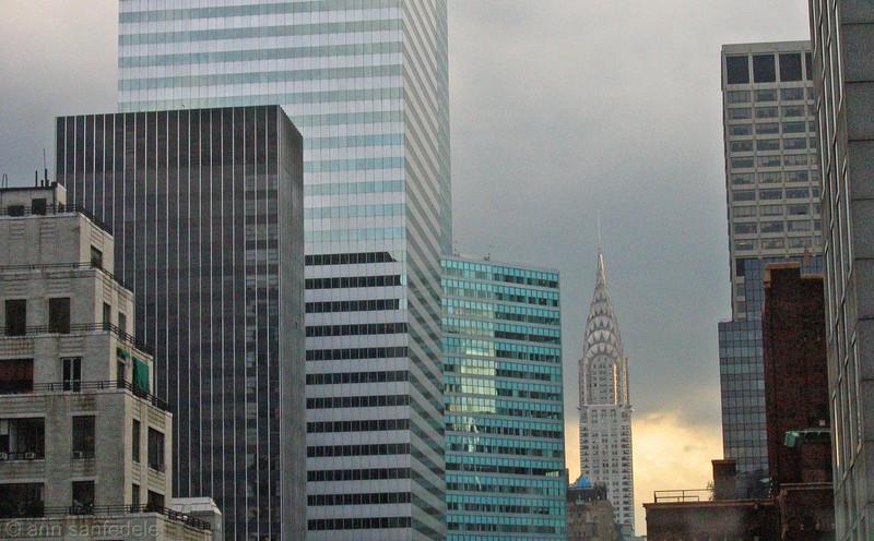 Midtown Sky-scrapers