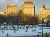 Union Square Park in Late Winter