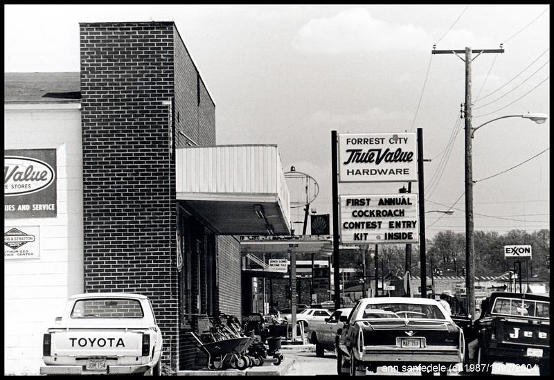 Forrest City, Arkansas- 1987