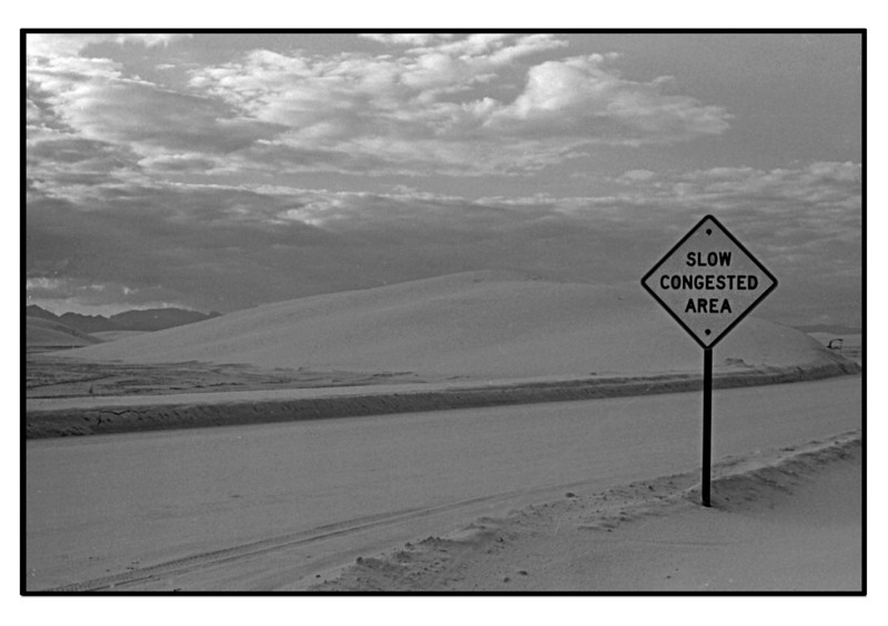 White Sands, New Mexico - 1985