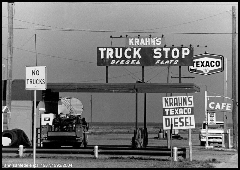 Vega, Texas - 1987