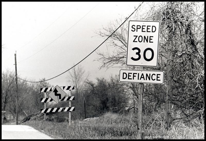 Route 94, Missouri - 1985