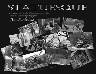 Cover for STATUESQUE Calendar
