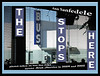 "The BusStops Here : ""The Bus Stops Here"" - is available as a wall calendar in 2 sizes in my cafepress store, but prints of any images may be purchased here.