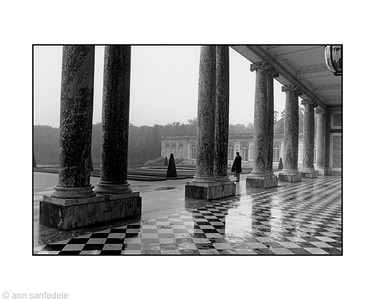 At the Grand Trianon