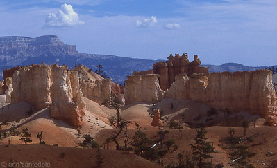 Bryce Canyon - October, 1985