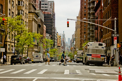 New York Project 35mm Digital Spring 17