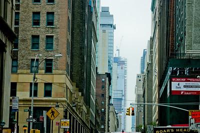 New York Project 35mm Digital Spring 19