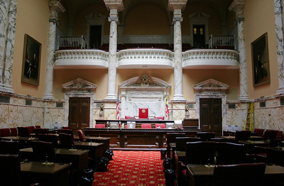 Maryland Senate Chamber, Annapolis
