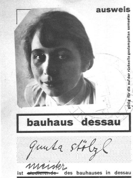 Bauhaus Certificate